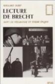 Lecture de Brecht