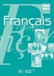 Français bac pro premiere et terminale professionnelles - livre professeur